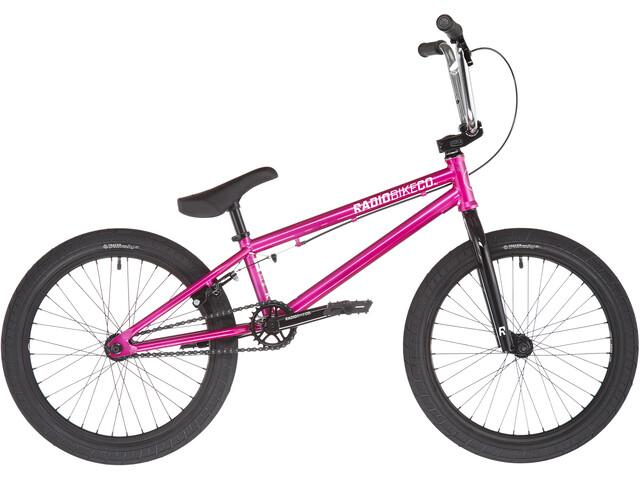 """Radio Bikes Saiko 20"""", violeta"""